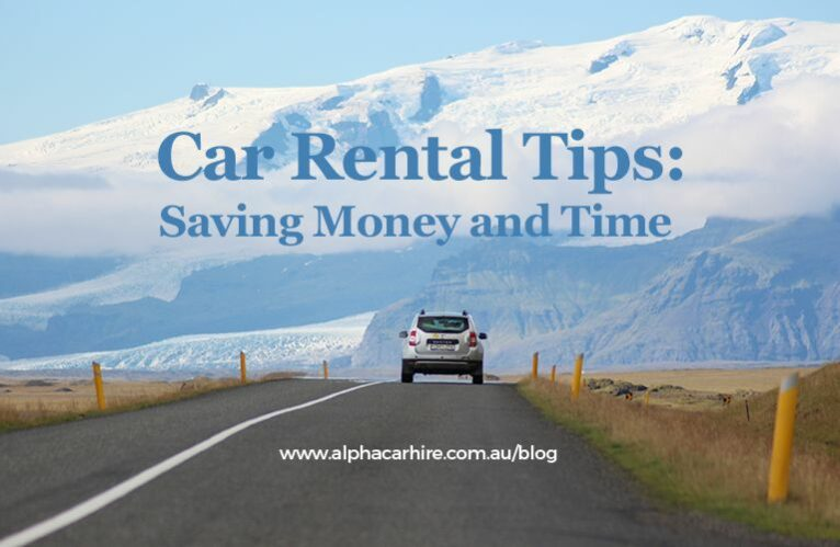 car rental tips